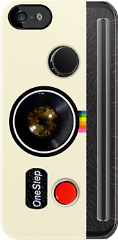 Polaroid Onestep camera iphone 5, iphone 4 4s, iPhone 3Gs, iPod Touch 4g case by Pointsale store.com