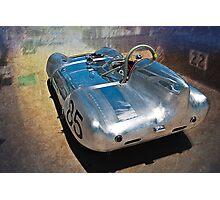 1957 Lotus Eleven Le Mans Photographic Print