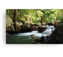korrumbyn creek ... Canvas Print