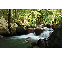 korrumbyn creek ... Photographic Print