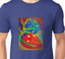 Dreamy peppers abstract Unisex T-Shirt