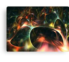 Neutrino Canvas Print