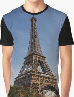Eiffel Tower (Paris) Graphic T-Shirt