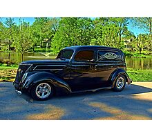 1937 Ford Sedan Delivery Truck Photographic Print