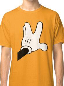 Trekkie hand fingers Classic T-Shirt