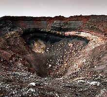 The Crater by Michael Treloar