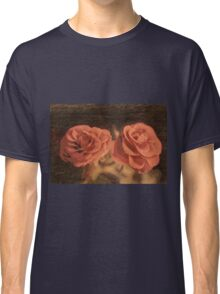 A pair of roses in sketch3  Classic T-Shirt