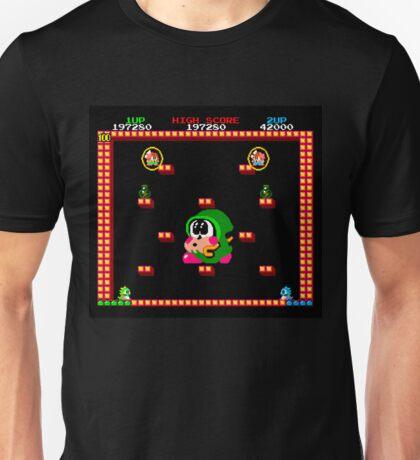 Bubble Bobble #01 Unisex T-Shirt