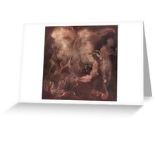 Applause and the Butterfly Greeting Card