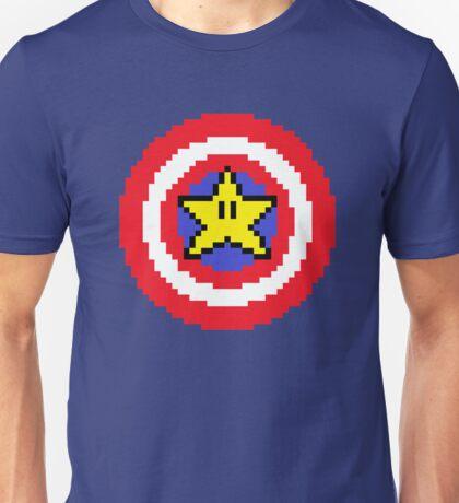 Captain pixel Unisex T-Shirt