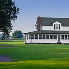 House on the Golf Course  by barnsis