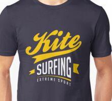 Kitesurf Extreme Sport Art10c Unisex T-Shirt