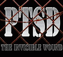PTSD - The Invisible Wound by Buckwhite
