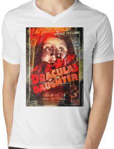 Vampire's Daughter Mens V-Neck T-Shirt