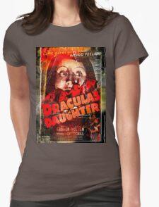 Vampire's Daughter Womens Fitted T-Shirt