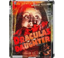 Vampire's Daughter iPad Case/Skin