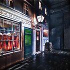 steers's hotel by pieter van der walt