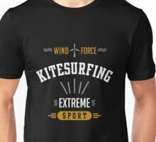 Wind Force Kitesurfing Art05 Unisex T-Shirt