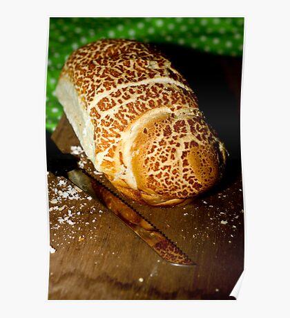 Hmmmmmmm  smell the bread  Poster