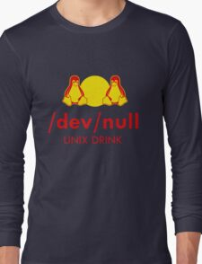 Dev null Long Sleeve T-Shirt