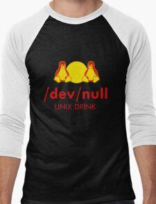 Dev null Men's Baseball ¾ T-Shirt