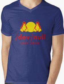 Dev null Mens V-Neck T-Shirt