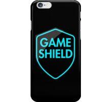 Game Shield (blue) iPhone Case/Skin