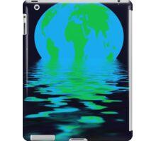 Earth rising iPad Case/Skin