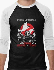 Who you gonna call ? Men's Baseball ¾ T-Shirt