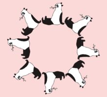 The Circle of Panda - Geoff Kids Clothes