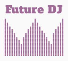 Future DJ One Piece - Short Sleeve