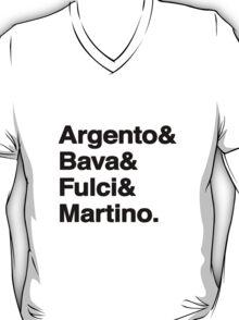 Giallo Directors T-Shirt
