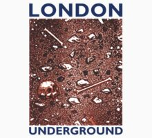 London Underground by wonder-webb