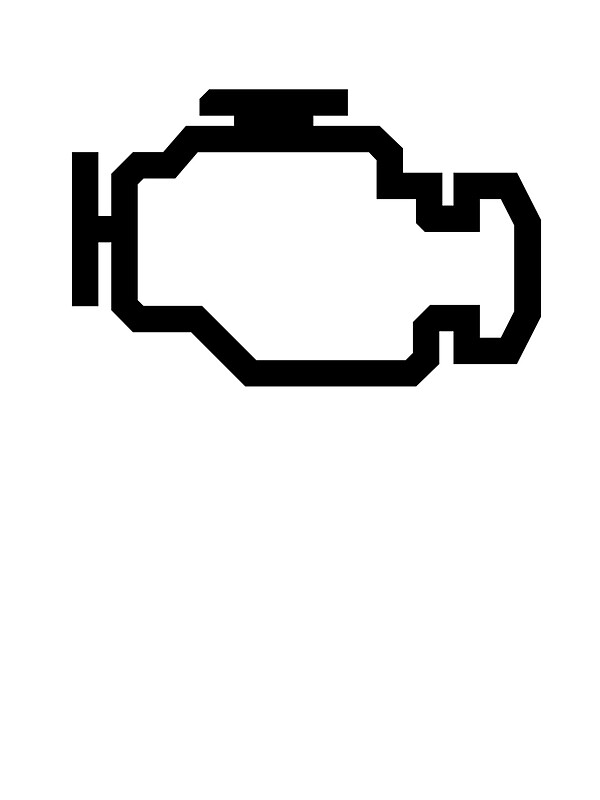 Check Engine Light Vector - Bing images