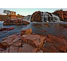 Big Sioux River Falls Photographic Print