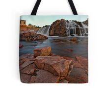 Big Sioux River Falls Tote Bag