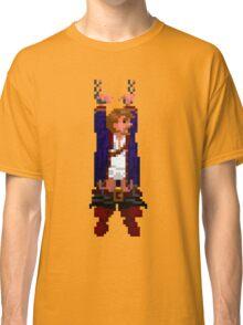 Guybrush hanging (Monkey Island 2) Classic T-Shirt