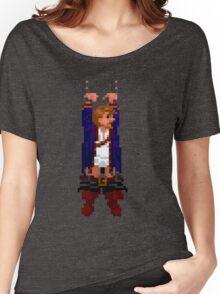 Guybrush hanging (Monkey Island 2) Women's Relaxed Fit T-Shirt