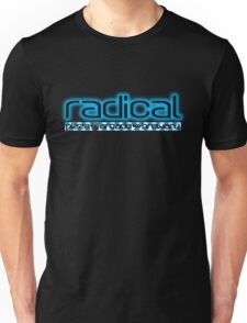Radical Arcade, Brewery, and Pizzeria Unisex T-Shirt