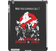 Who you gonna call ? iPad Case/Skin