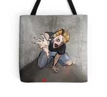 night of the living resident evil dead walking Tote Bag