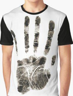 Monkey hand Graphic T-Shirt