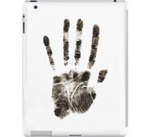 Monkey hand iPad Case/Skin