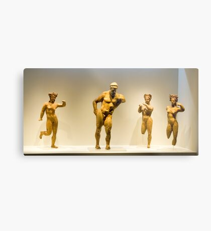 Ancient Greek artifacts from Thessaly, Greece  Metal Print
