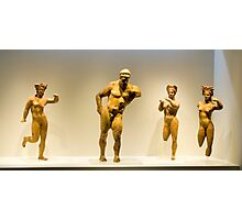 Ancient Greek artifacts from Thessaly, Greece  Photographic Print