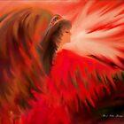 SPIRIT OF AN INDIAN PRINCESS- INDIAN CLOUD by Sherri     Nicholas