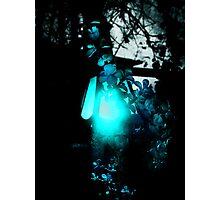 Love Blue Photographic Print