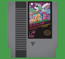 MLP Retro Cart Kids Clothes