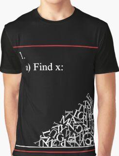 Math problem Graphic T-Shirt