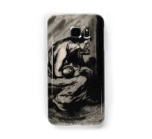 Théophile Alexandre Steinlen A desperately unhappy mother cradling her sick child 1902 Samsung Galaxy Case/Skin